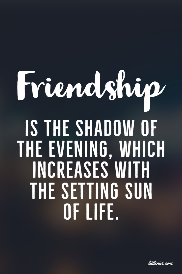27 Friendship Quotes That You And Your Best Friends Littlenivi Com