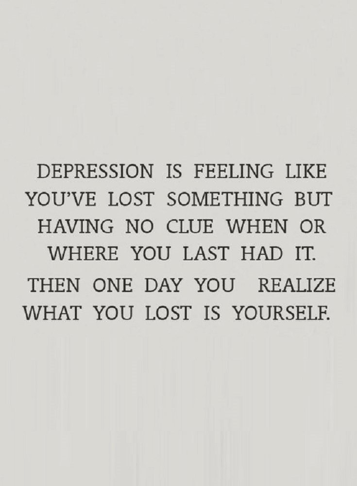 28 Depression Quotes About Life And Sayings Littlenivi Com