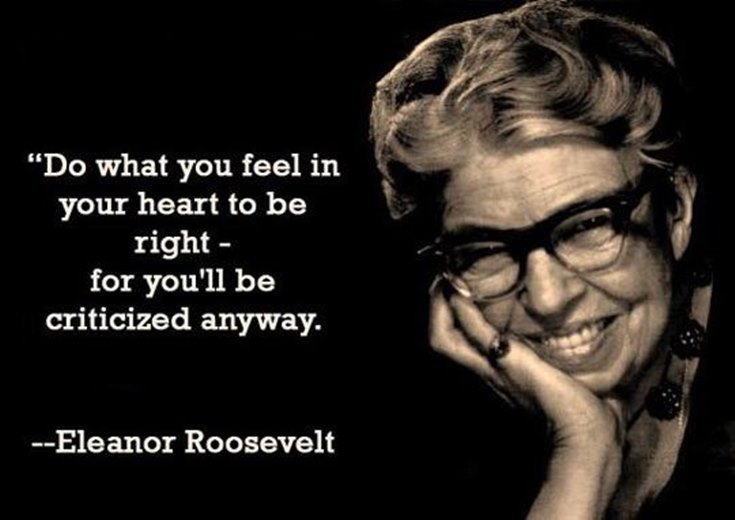 67 Eleanor Roosevelt Quotes And Sayings 14
