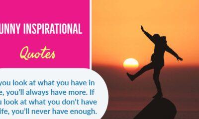 59 Funny Inspirational Quotes Admiring Life Success