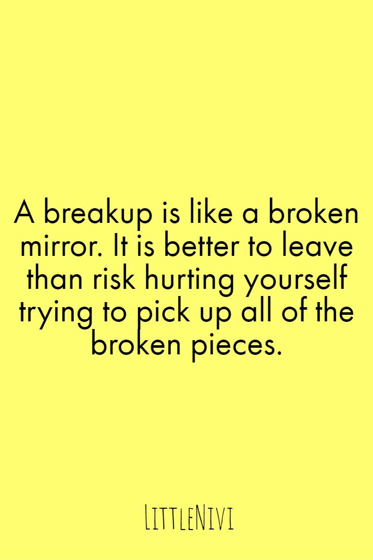Sorry break up quotes