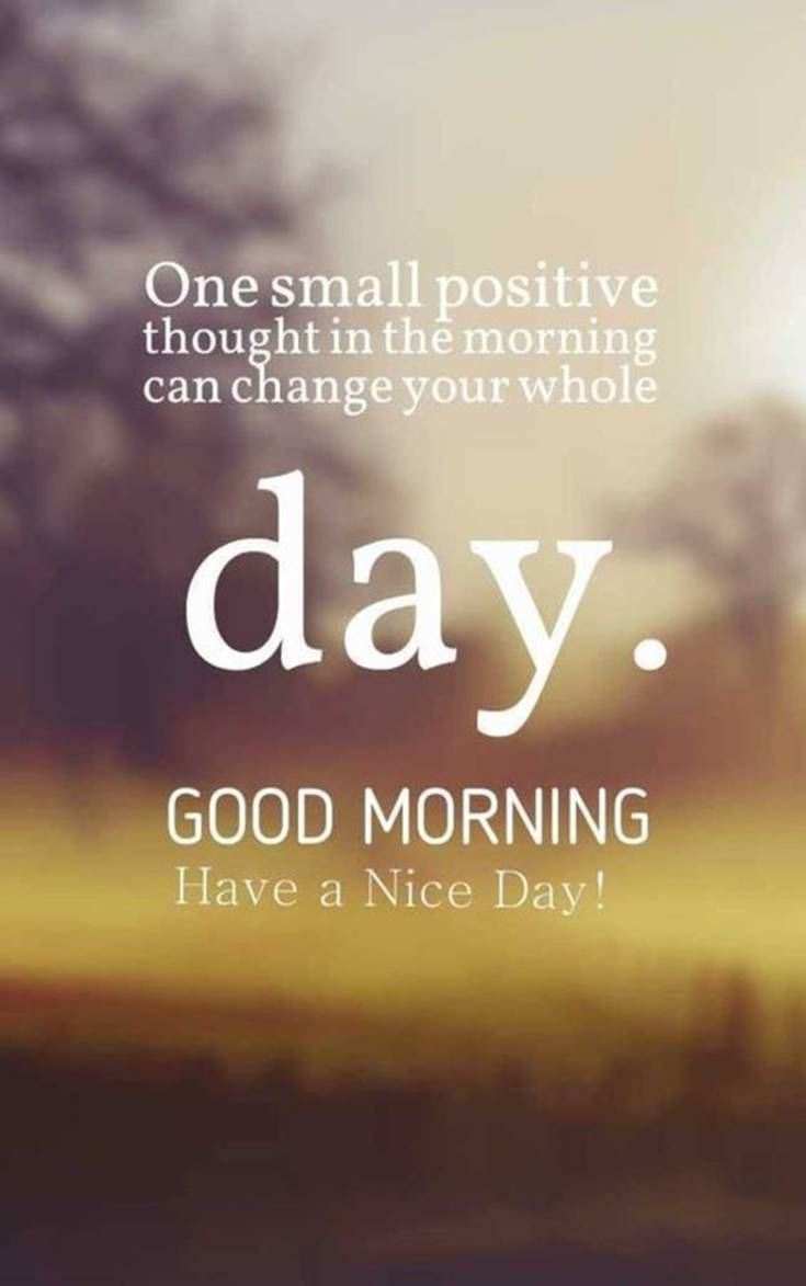 4 Happy Morning Quotes with Beautiful Images - LittleNivi.Com