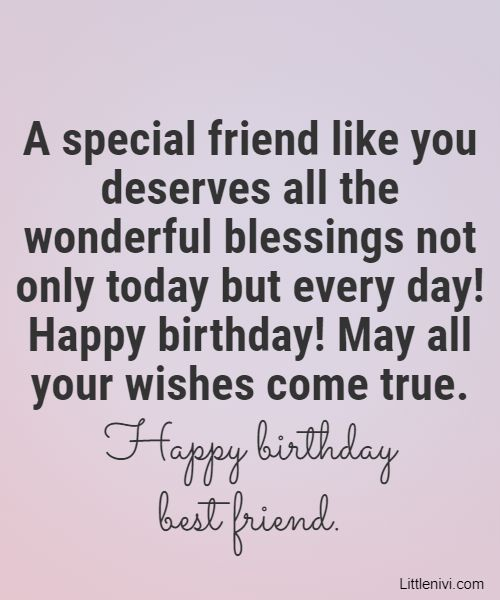 best friend birthday quotes 01