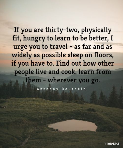 Wanderlust quotes about learn to be better