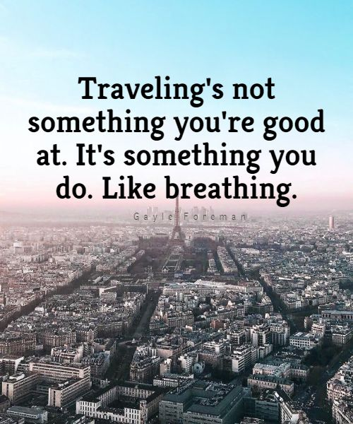 Travel Quotes Journey - Good travel quotes