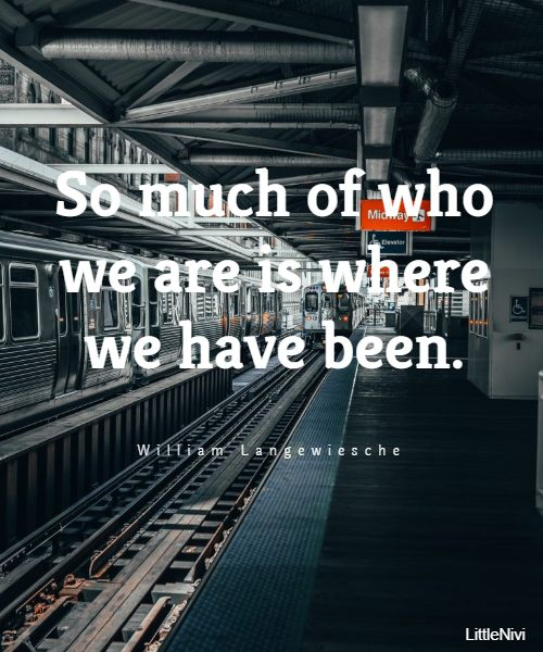 Inspiring travel quotes - short travel quotes