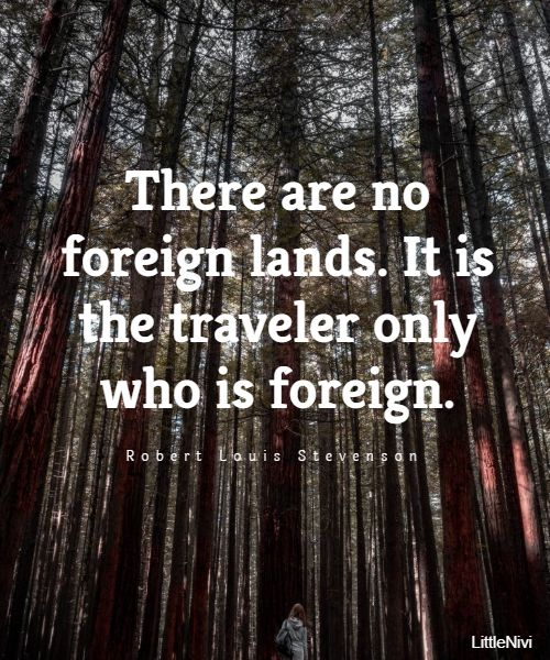 Famous travel quotes about world life