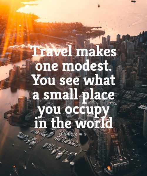 Motivational Travel Quotes - Vacation quotes