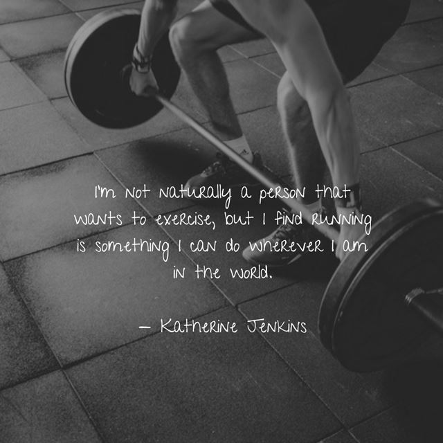 Inspirational exercise quotes about health and sayings