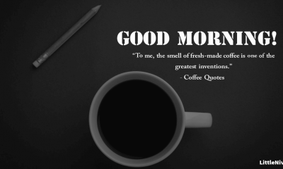 Coffee Good Morning Quotes with Images