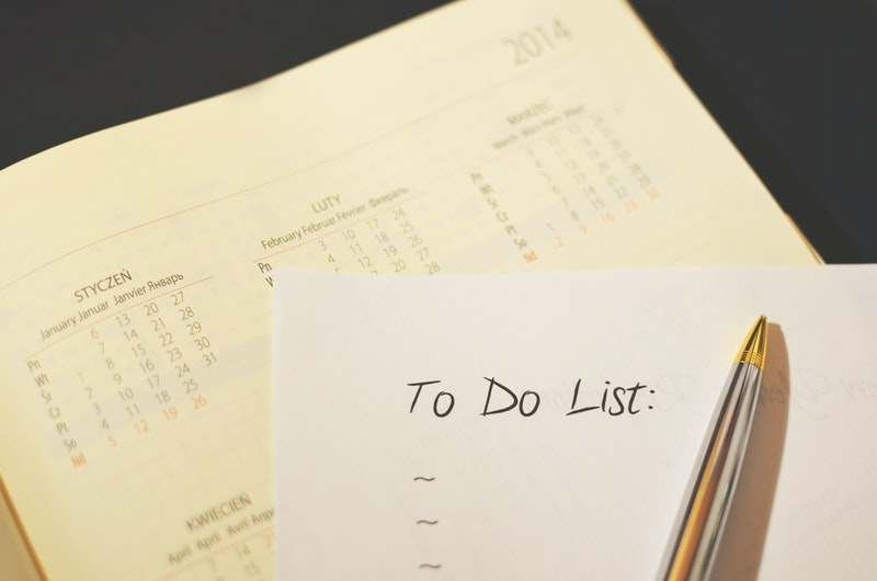 Stay focused on to do lists self improvement
