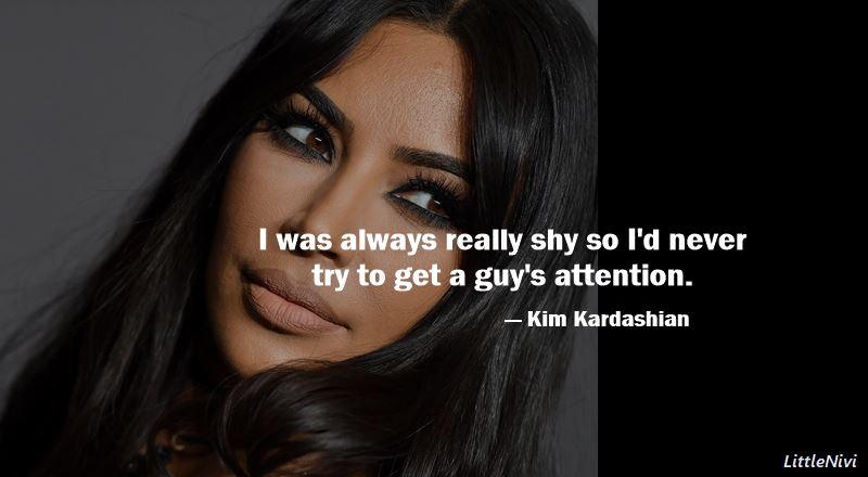 best kim kardashian quotes
