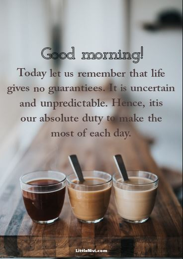 40 Coffee Good Morning Quotes With Images