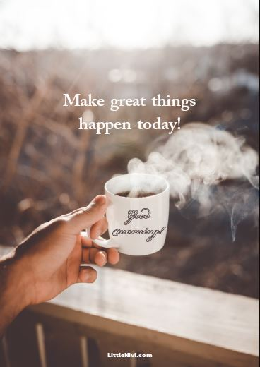 great monday morning quotes with coffee images