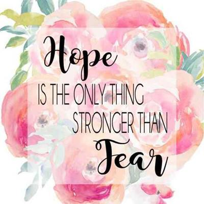 proverbs on hope and positive hope quotes