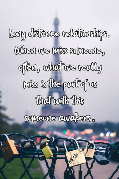 Beautiful Long Distance Relationship Quotes to Inspire Your Love