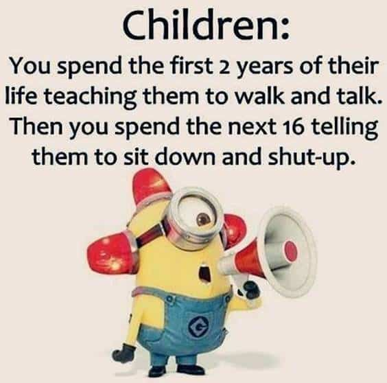 42 Funny Jokes Minions Quotes With Images Funny Text Messages minions quotes long text message meme funny text images