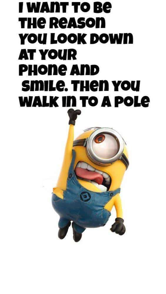 42 Funny Jokes Minions Quotes With Images Funny Text Messages 37