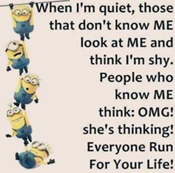 42 Funny Jokes Minions Quotes With Images Funny Text Messages 45