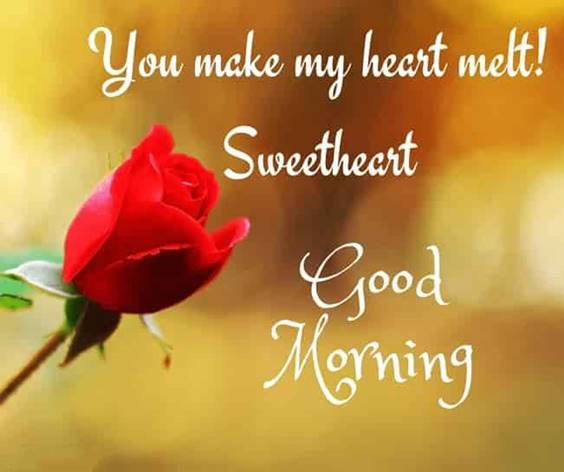 42 good morning with lots of love sweetest good morning text