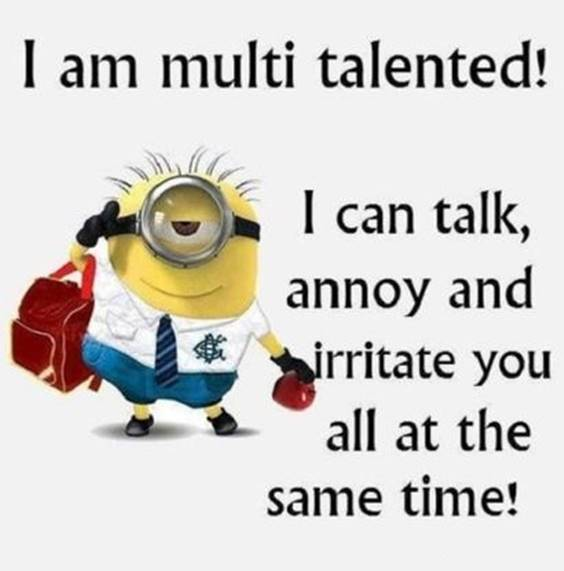 40 Fun Minion Quotes Of The Week funny minion saying minion quotes pics