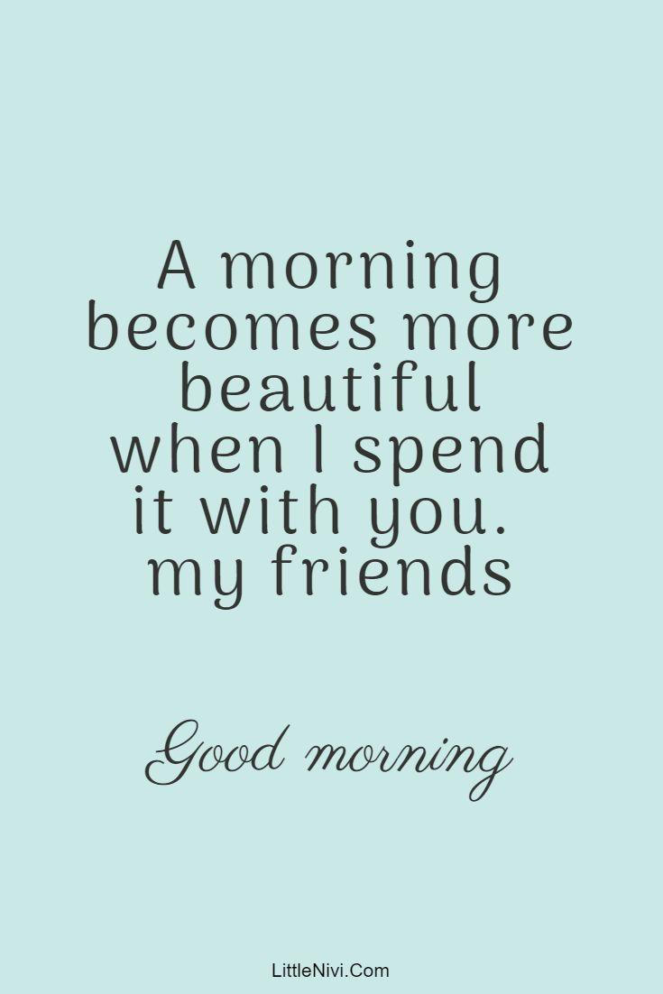 good morning messages for friends with images