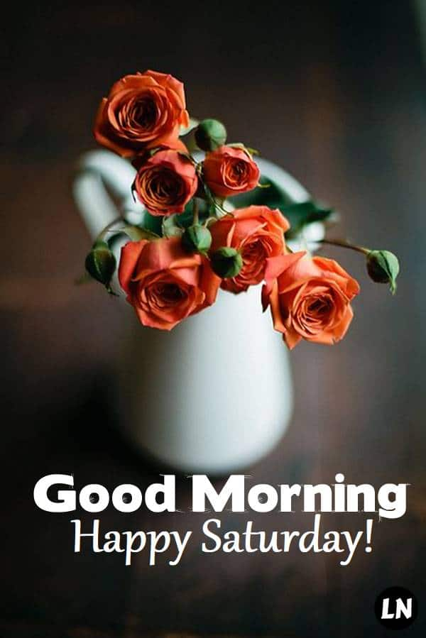 Good Morning Wishes With Heart - Good morning Saturday images