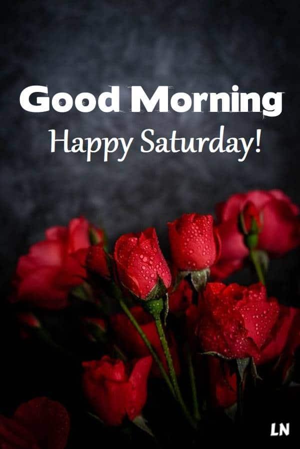 Good Morning Saturday - Good Saturday Morning