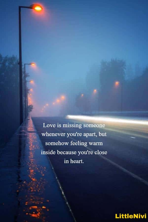 Best Love Quotes About I Miss You