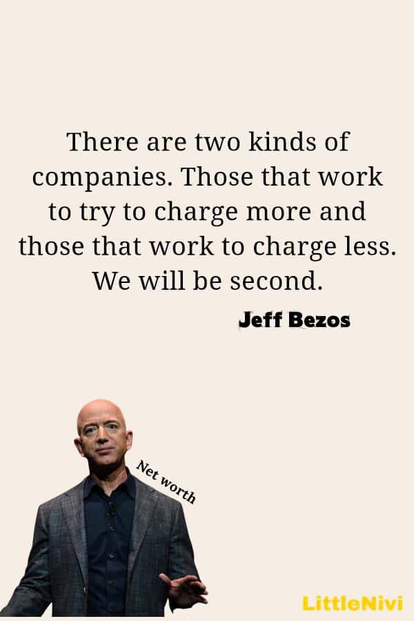 Famous Jeff Bezos Quotes on Innovation Business life