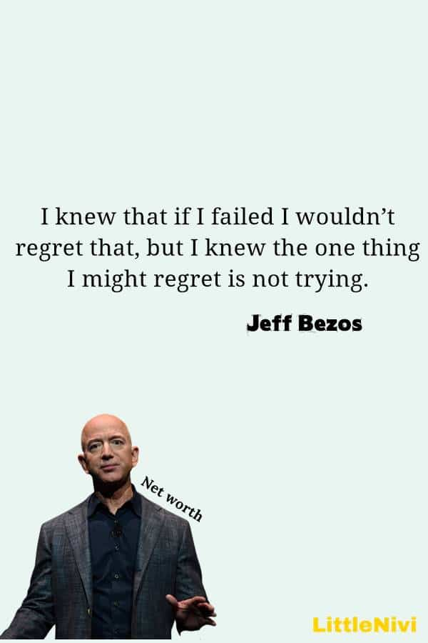 Inspiring Jeff Bezos Quotes on Business and Success