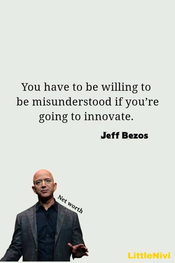 Jeff Bezos Quotes That Outline the Secret to Success