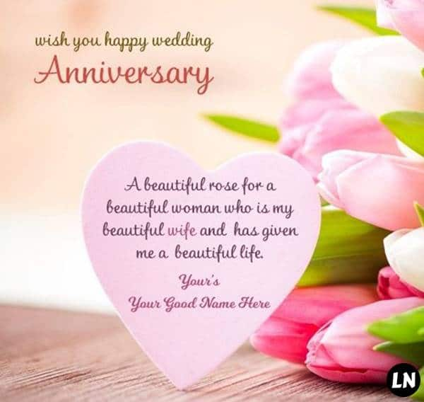 wedding anniversary quotes for wife happy anniversary images