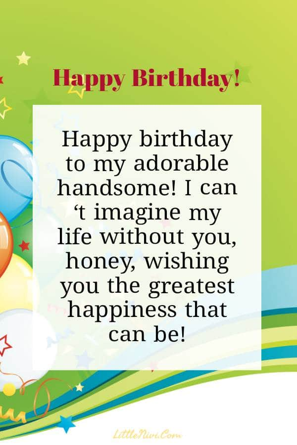 Cute and Romantic Birthday Wishes for him and girlfriend | Birthday wishes for him, Birthday quotes for him, Birthday greetings for him