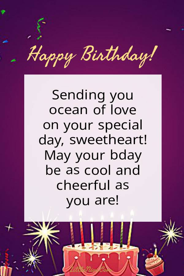 Romantic Birthday Wishes for him | Birthday wishes for boyfriend, Birthday wishes for lover, Birthday message for him