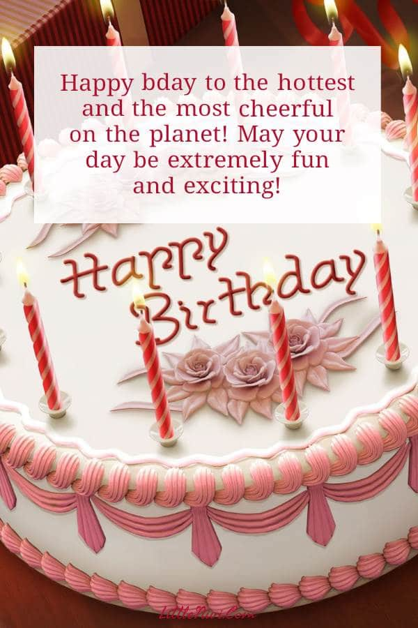 Romantic Birthday Wishes for Girlfriend | birthday wishes for love, birthday wishes for my first love, happy birthday my love letter