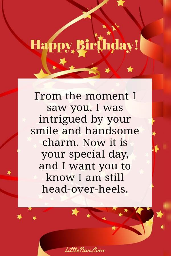 Long Birthday Wishes for Boyfriend | Birthday wishes for boyfriend, Long birthday wishes, Romantic birthday wishes