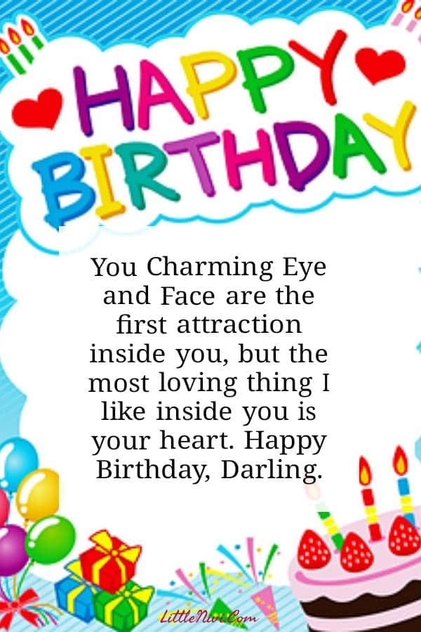 Birthday wishes for boyfriend — Romantic and Cute Birthday Wishes