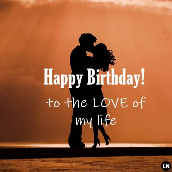 Romantic Happy Birthday Poems For Her -For Girlfriend or Wife | Happy birthday love, Birthday quotes for her, Romantic birthday wishes