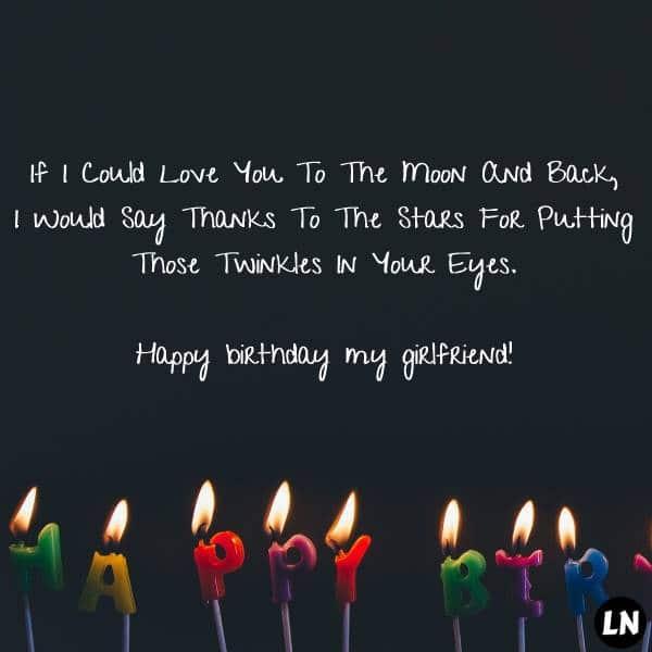 Romantic Birthday Wishes For Girlfriend | birthday wishes for friend, birthday wishes for fiance, psychological birthday wishes