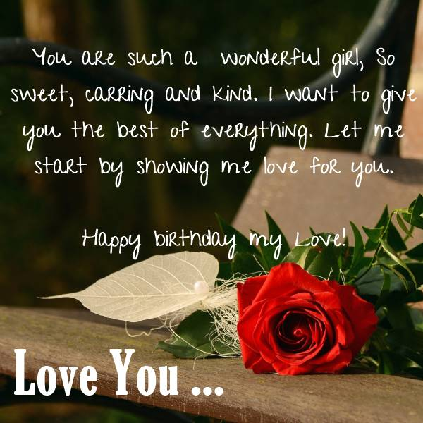 Happy Birthday Wishes for Her | Funny Birthday Wishes, Best Romantic birthday messages, happy birthday images