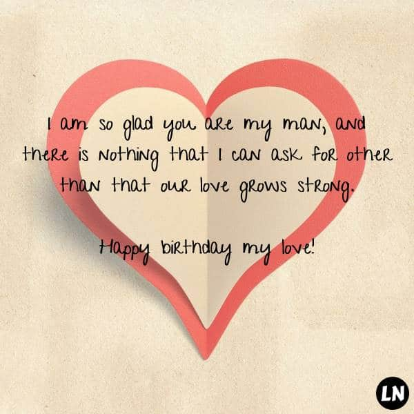 romantic birthday messages for him | Funny birthday quotes, Best Romantic birthday messages, happy birthday images