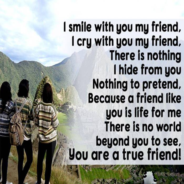 80 Thank You Quotes about Friendship Wishes and Messages | thankful for our friendship