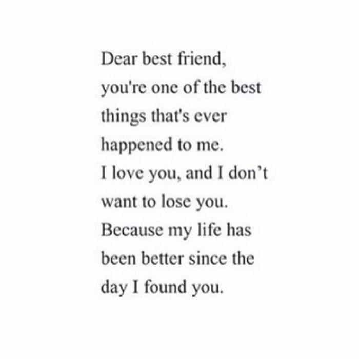 80 Thank You Quotes about Friendship Wishes and Messages | thank you dear friend