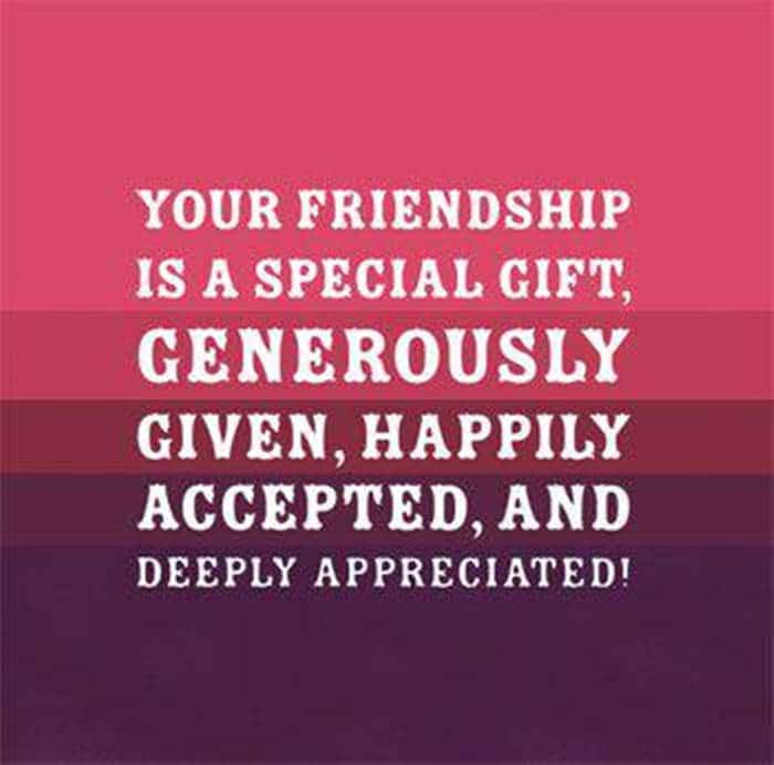 80 Thank You Quotes about Friendship Wishes and Messages | thank you for being a friend quote, thankful for my best friend, thank you good friend