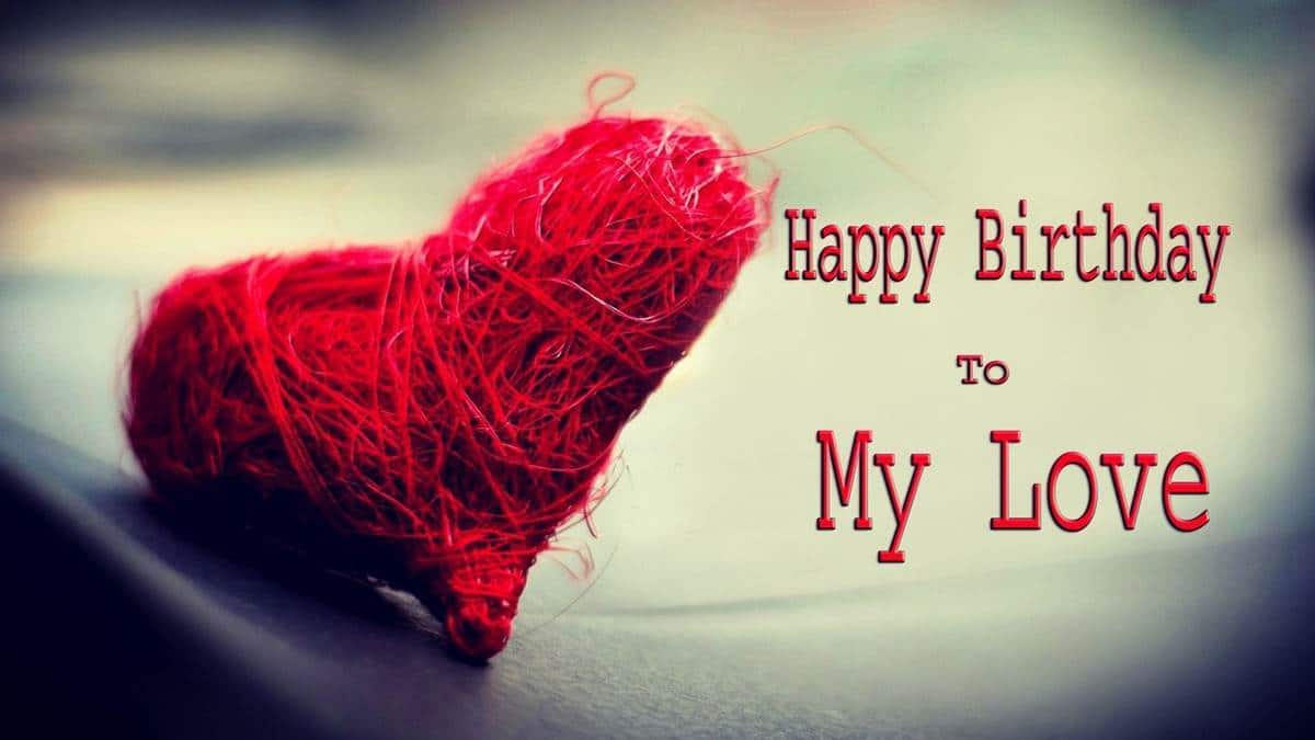 Romantic Birthday Wishes for Lovers Messages Wishes and Quotes