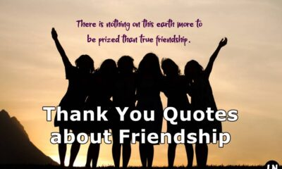 thank you quotes about friendship wishes and messages