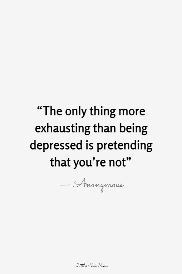110 Depressed Life Quotes That Will Help You Feel Better | battling depression and anxiety quotes, pain and depression quotes, deep dark depression quotes