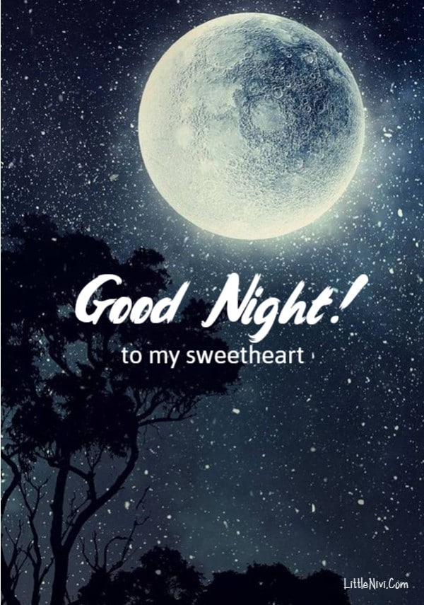 145 Heart Touching Good Night Message for Love Ones Sweet Goodnight | good night wishes for lover, good night message for him, good night message for someone special
