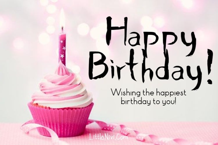 165 Best Simple Birthday Wishes Quotes Messages for Cards Sayings Happy Birthday | simple birthday wishes for son, simple birthday wishes for your sister, simple birthday wishes